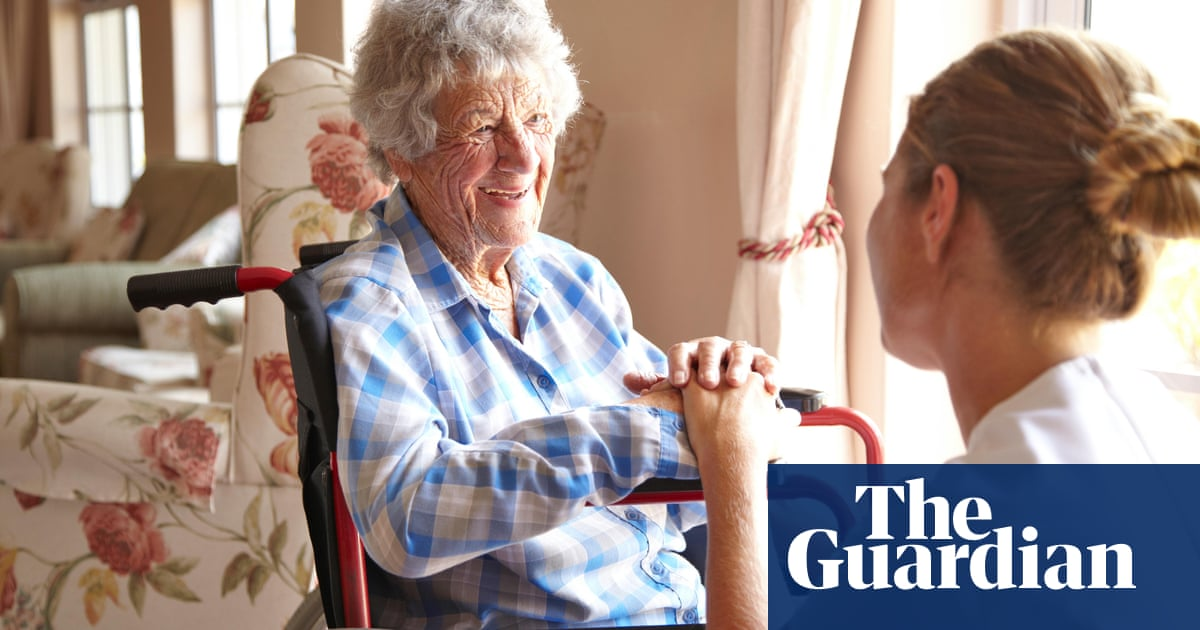 Elder care on-demand: why tech is setting its sights on your parents