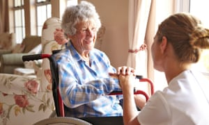 Investors see a major opportunity in technology makes it easier to connect caregivers with those in need of support.