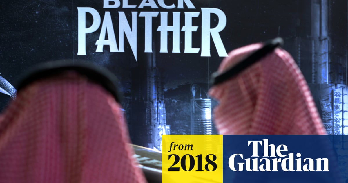 Saudi Arabia's first cinema in over 35 years opens with Black