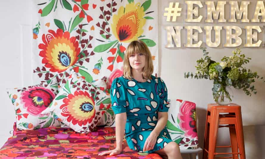 'Some of the most exciting work comes from the cross-cultural mix you get here': Emma Neuberg.