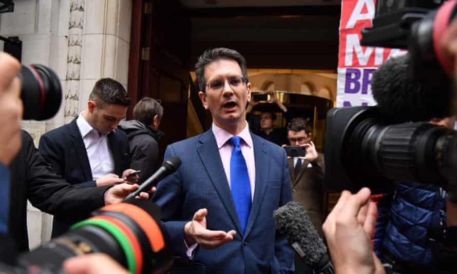 Tory MP Steve Baker