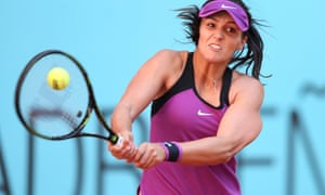 Laura Robson put in an encouraging performance when losing to world No5 Victoria Azarenka at the Madrid Open at the start of May.