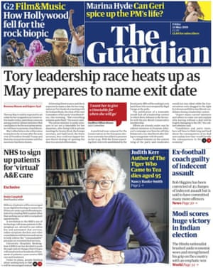 GUARDIAN FRONT PAGE 240518