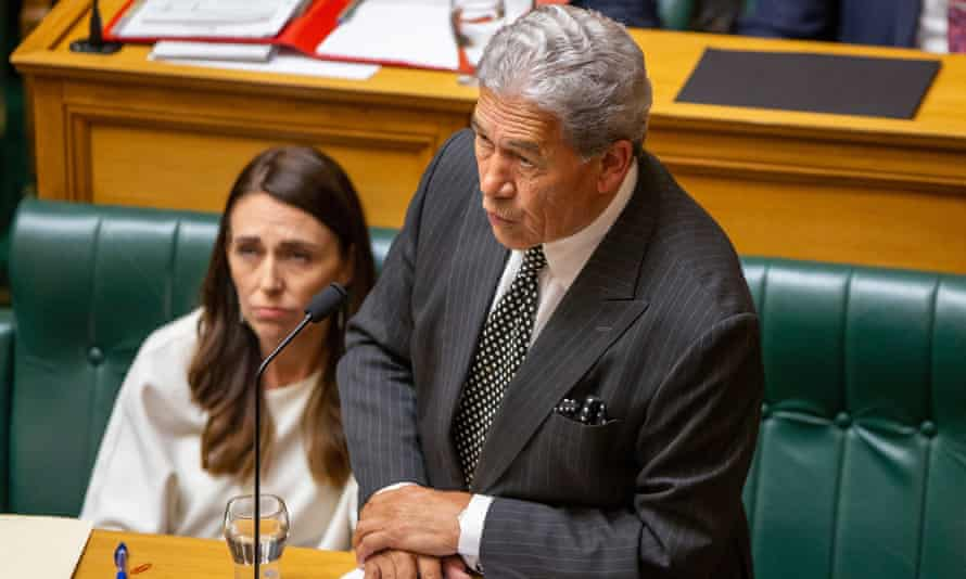 Winston Peters, the deputy prime minister has said the coronavirus crisis means moving the election date to November 'makes even more sense' now.