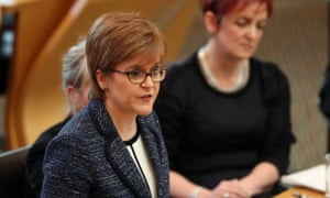 'We will do everything we can to fully explore all options to allow young people in the future to benefit from the Scottish Youth Theatre,' said Nicola Sturgeon.