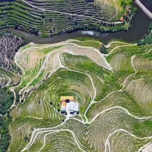 Tras-os-Montes, Douro valley.