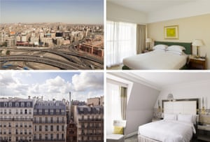 Cairo, Paris  Roger Eberhard has photographed Hilton hotel rooms and their views across five continents.Standard by Roger Eberhard is on show at GetxoPhoto international image festival in the Basque Country, Aug 30 - Oct 1 2017