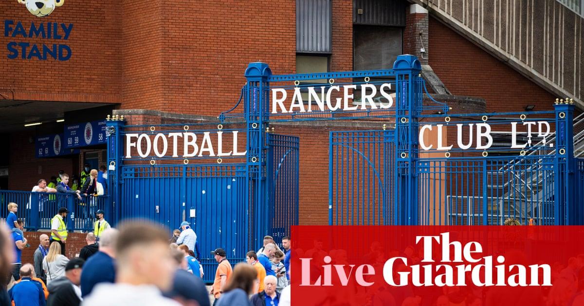 Rangers v Celtic: Scottish Premiership – live!