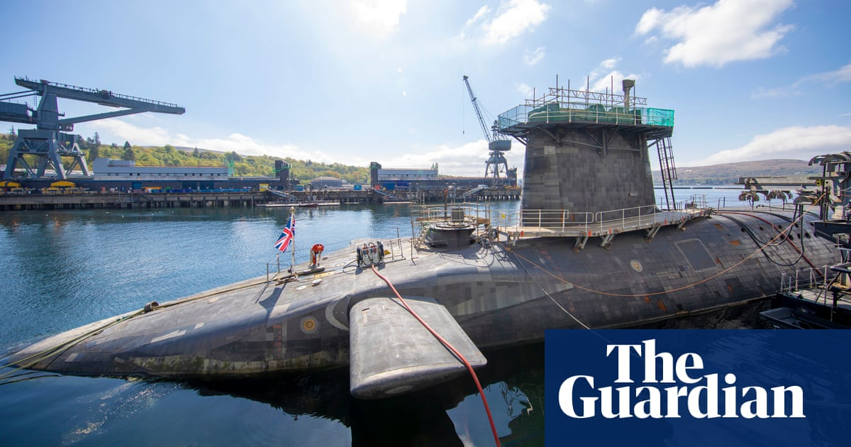 Trident could be forced overseas or halted if Scotland gains independence