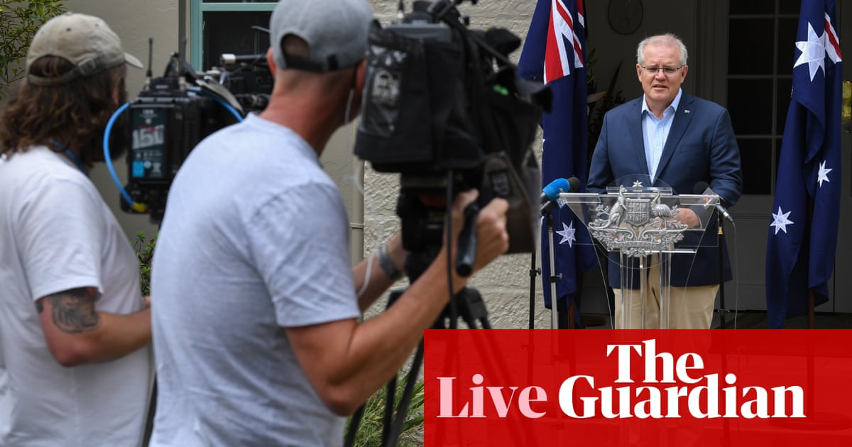 Australian politics live: Coalition feels heat over emissions policy as Victoria records no new Covid cases for 10th day – The Guardian