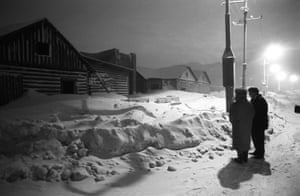 Norilsk, Siberia, 29 January 1992. (Archive ref. GUA/6/9/2/1).