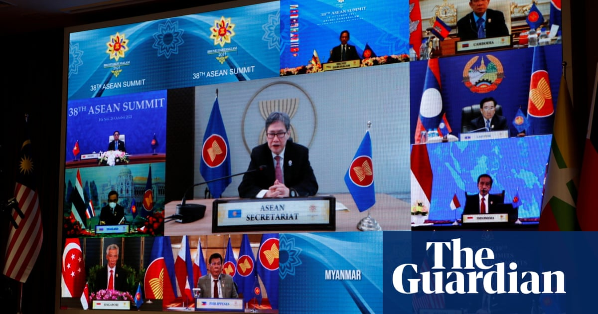 Asean summit starts with Myanmar junta excluded for ignoring peace deal