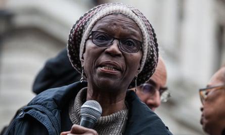 Ajibola Lewis, the mother of Olaseni Lewis