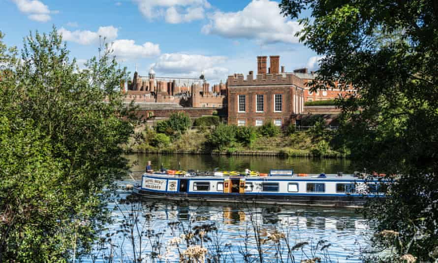 Hampton Court Palace, England, UK