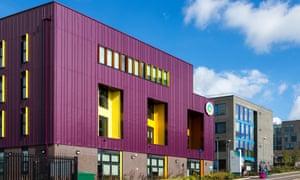 The GM UTC building