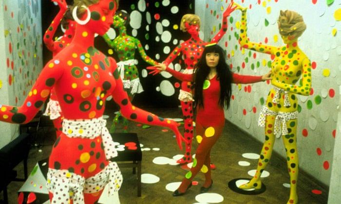 aspetto estetico prezzo speciale per Sconto speciale Yayoi Kusama: the world's favourite artist?   Art and design ...