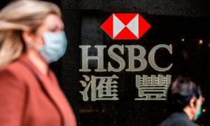 The bulk of HSBC's profits come from Asia, which has been hit by the coronavirus outbreak.