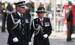 Cressida Dick, Commissioner of the Metropolitan Police