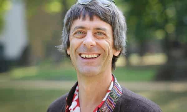 Julian Gough.