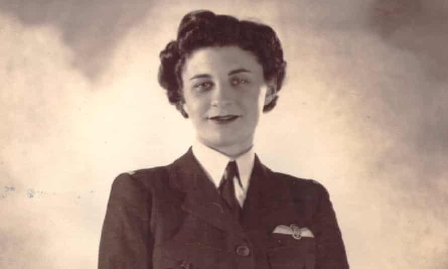 Molly Rose on joining ATA in 1942