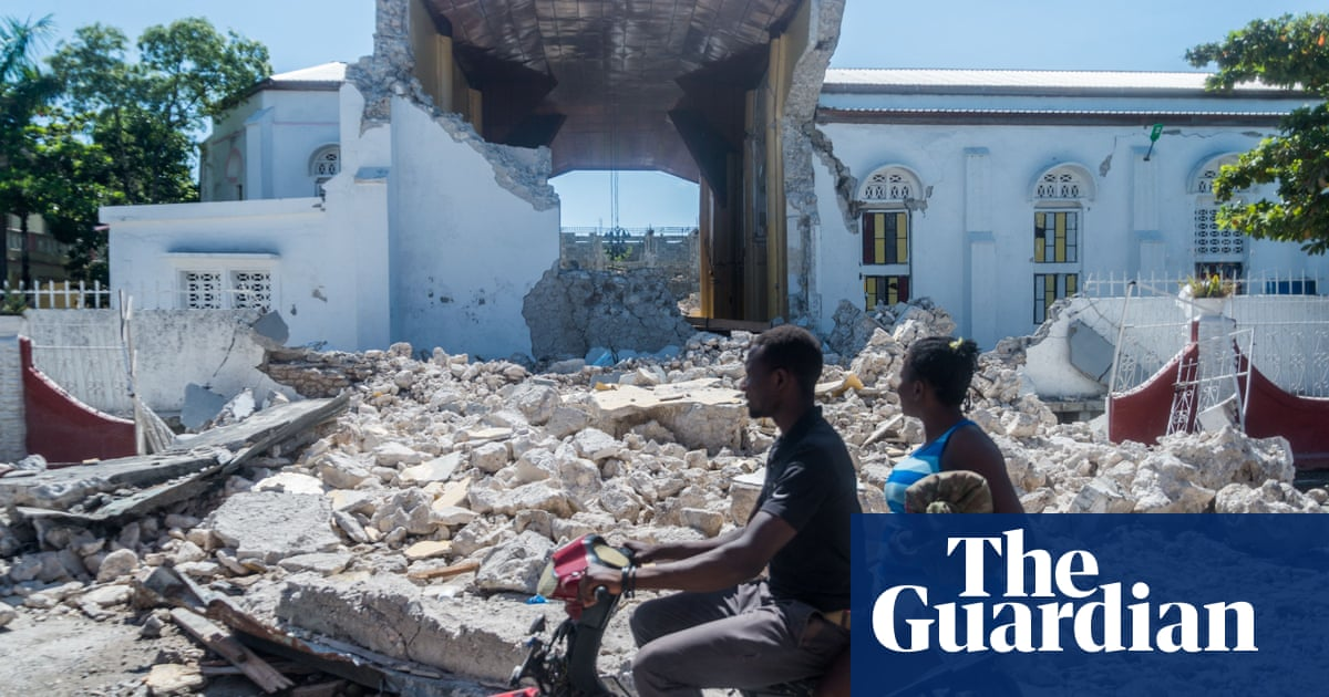 Haiti braces for storm Grace as PM warns earthquake death toll could rise