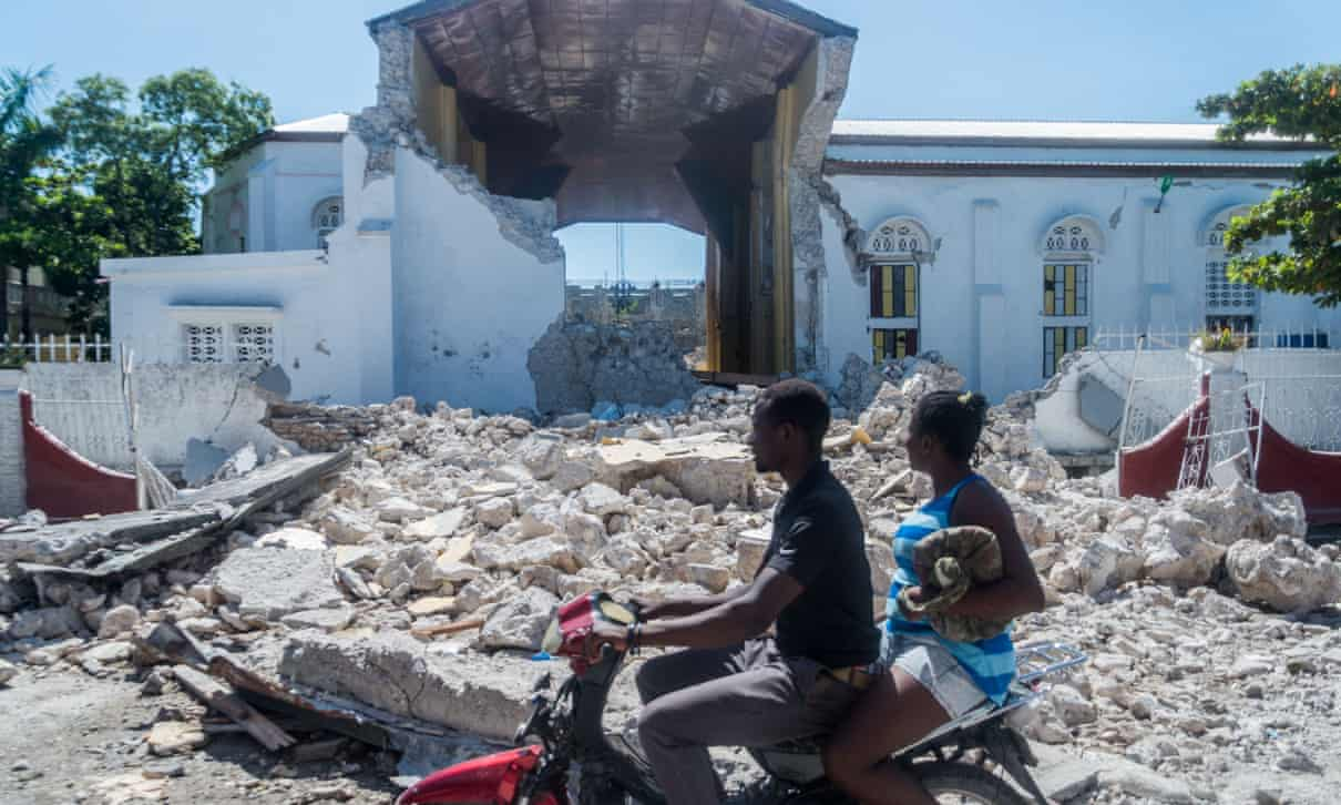 Haiti braces for storm as officials fear quake death toll could rise, Harbouchanews