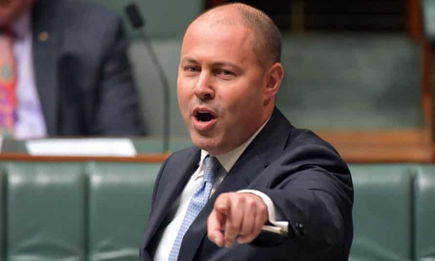 Treasurer Josh Frydenberg said on Sunday that it was time, 12 months into the coronavirus pandemic, for state governments to step up with fiscal support.