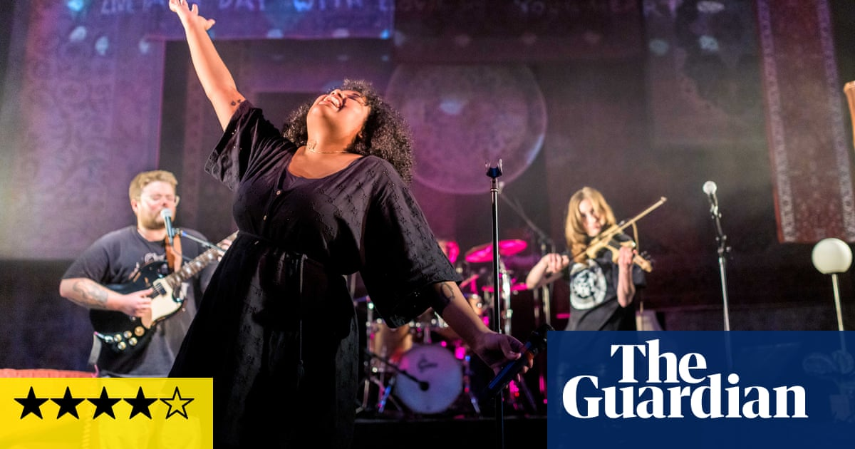 Outlier review – the spirit of Kerouac reaches the West Country in superb drama