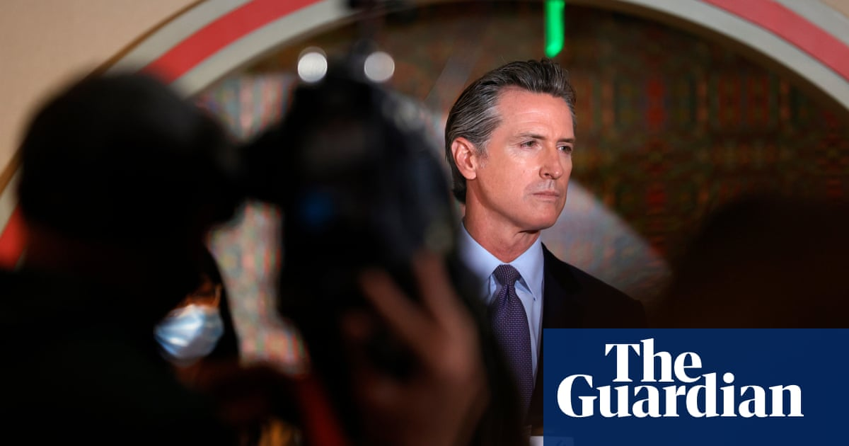 'All you need is the filing fee and a dream': who are Gavin Newsom's recall challengers?