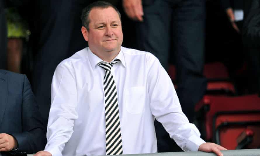 Mike Ashley bought Newcastle for £134m in 2007 and has provided the club with £129m in interest-free loans