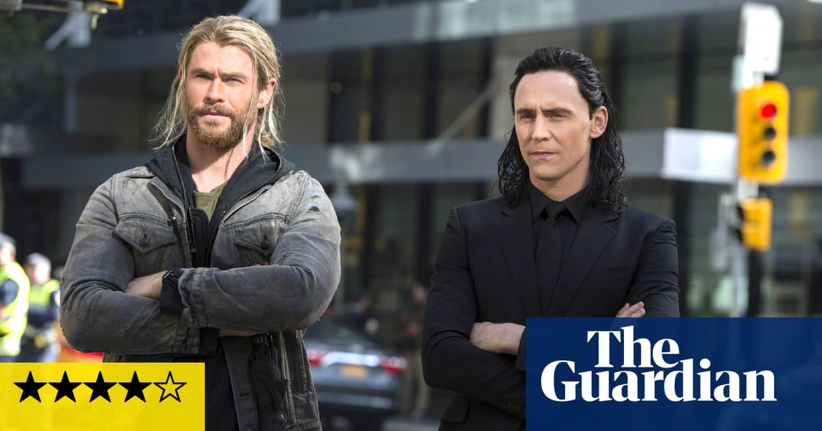 Thor: Ragnarok review – humour lightens another load of Marvel