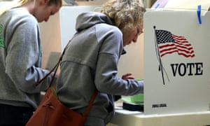 California primary voters