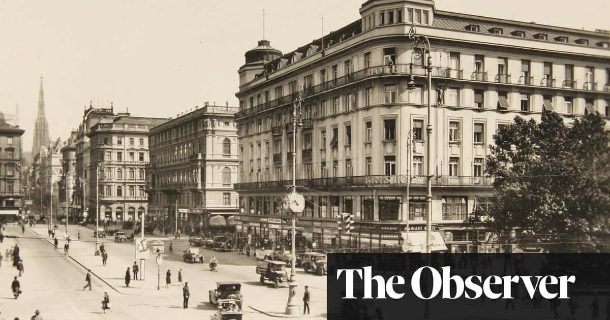 Snow Country by Sebastian Faulks review – the collective trauma of a continent
