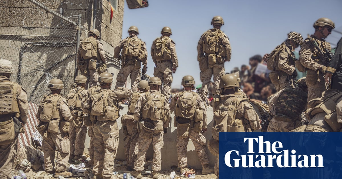 Several troops killed in Kabul blast were just babies when US invaded