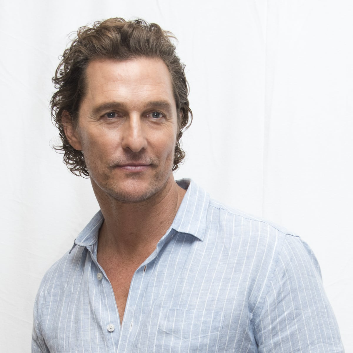 Matthew Mcconaughey I Ve Never Done A Film That S Lived Up To What I Imagined Matthew Mcconaughey The Guardian