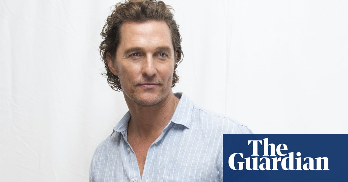 bab01584ece410 Matthew McConaughey: 'I've never done a film that's lived up to what I  imagined'