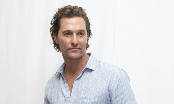 Matthew McConaughey: 'I've never done a film that's lived up to what