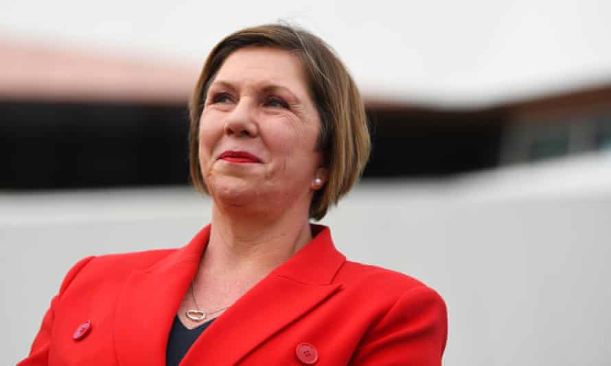 Labor's Catherine King