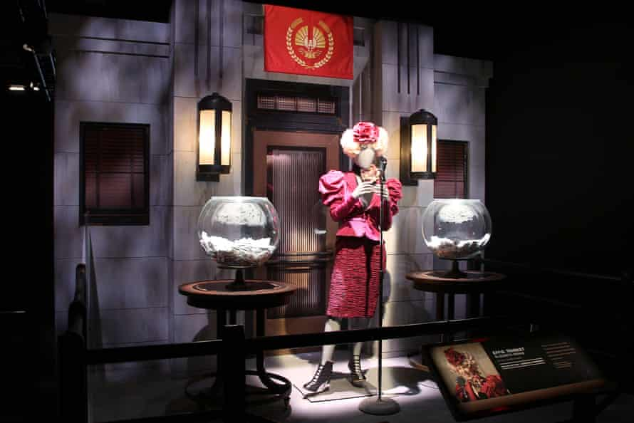 The exhibition features almost 1,000 props.
