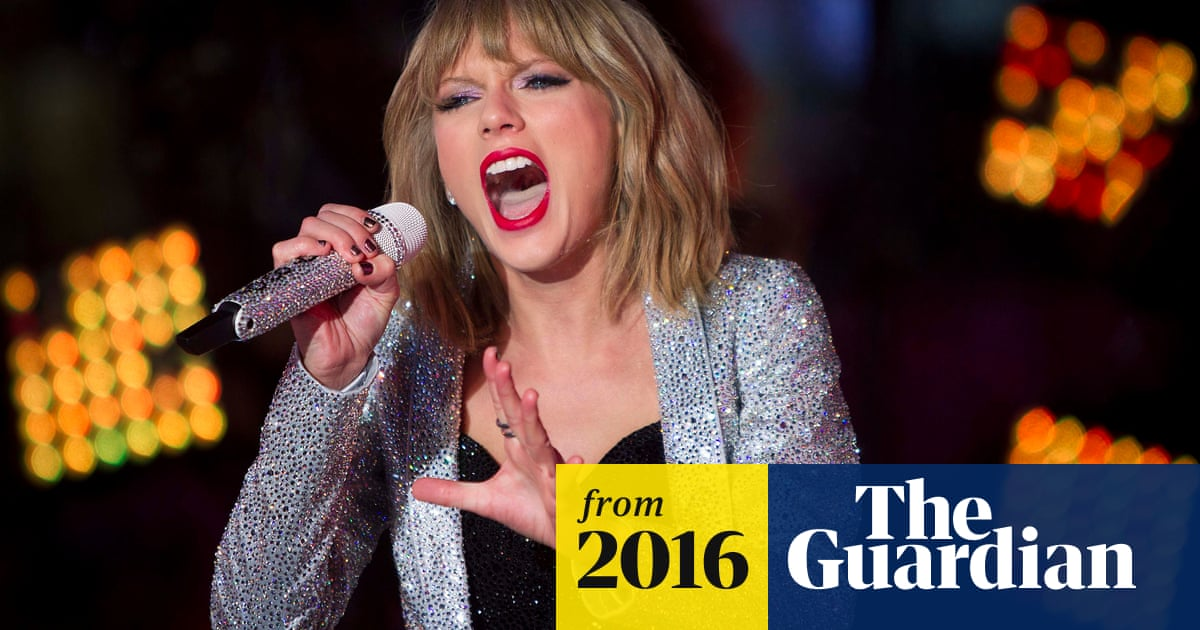 Taylor Swift is the world's best-paid musician | Music | The Guardian