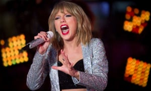 Taylor Swift … money maker.