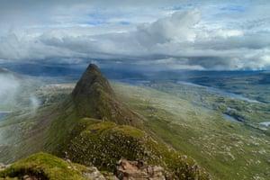 Mount Suilven, Scotland