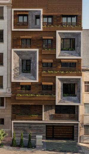 Orsi Khaneh project by Keivani Architects, Tehran. Cities: architecture