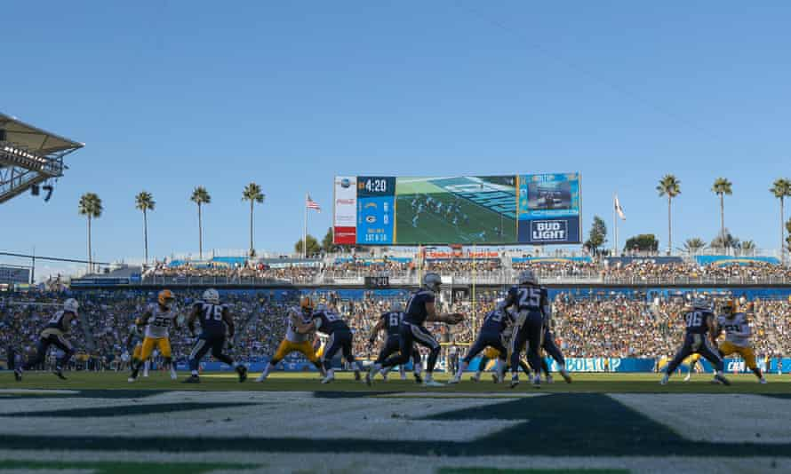Dean Spanos says the Chargers will not be swapping California for London