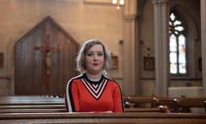 Dawn Foster: 'Growing up in south Wales in the 1980s, religion had not been of great importance.'