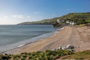Fantasy coastal: Hallsands, Devon