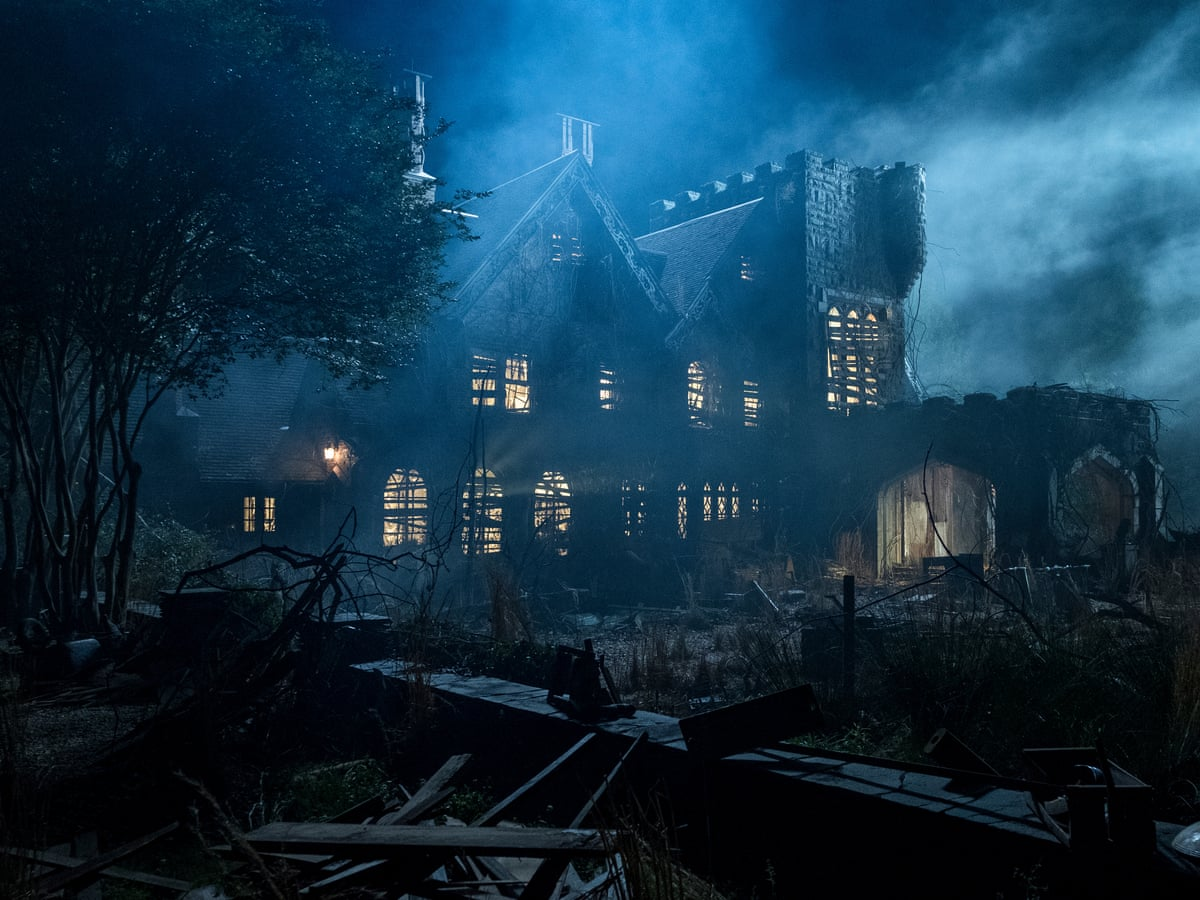 Agoraphobia And An Unhappy Marriage The Real Horror Behind The Haunting Of Hill House Horror Books The Guardian