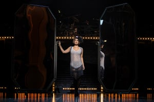 Cabaret continues its tour until 9 December