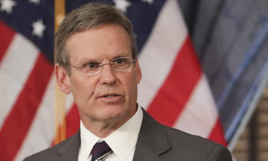Tennessee governor, Bill Lee