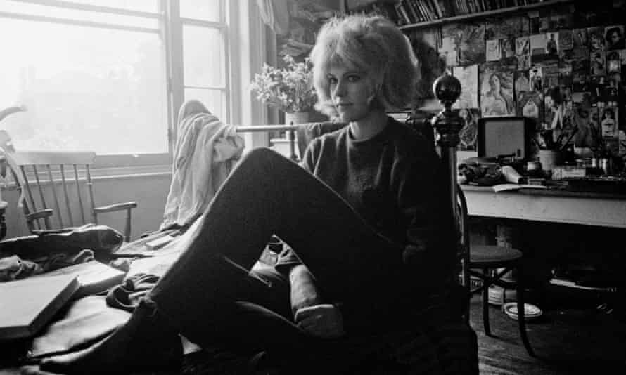 Pauline Boty in 1963.